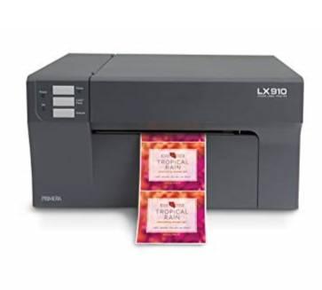 LX910 Color Label Printer