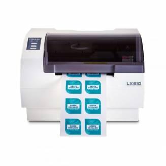LX610e Colour Label Printer